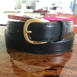 Great condition Vintage Pierre Cardin Leather belt
